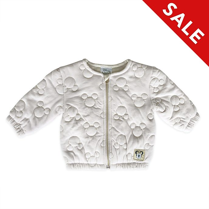 Disney Store Minnie Mouse Baby Jacket