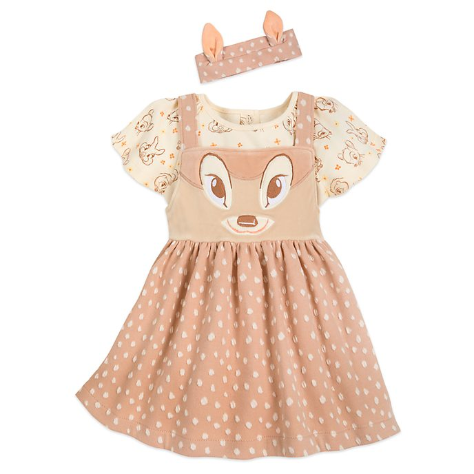 Disney Store - Bambi - Set aus Kleid und Body für Babys