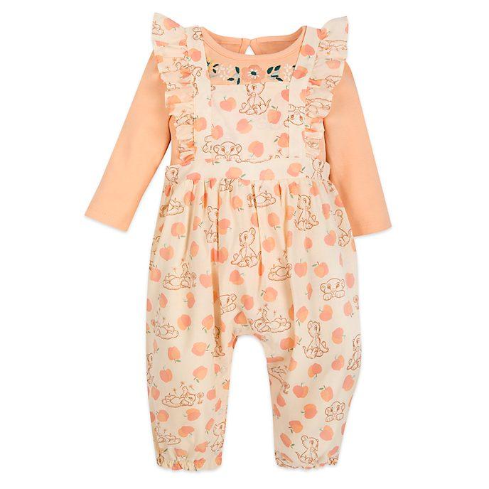Conjunto body y mono para bebé Nala, Disney Store