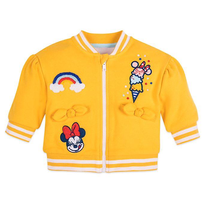 Chaqueta bomber para bebé Minnie Mouse, Disney Store