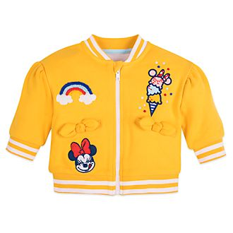 Disney Store Minnie Mouse Baby Bomber Jacket