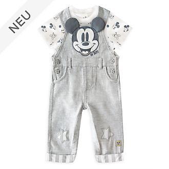 Disney Store - Micky Maus - Latzhose und Body für Babys