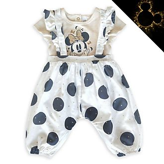 Disney Store Minnie Mouse Baby Body Suit and Romper