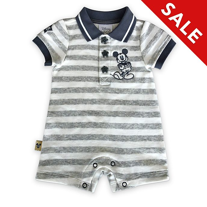 Disney Store Mickey Mouse Baby Romper