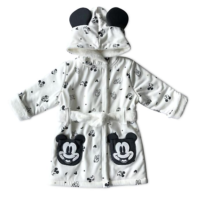 Disney Store Mickey and Friends Baby Bath Robe