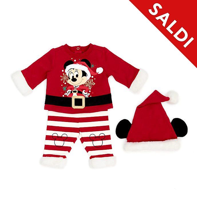 Completo maglia e pantaloni baby Topolino Holiday Cheer Disney Store