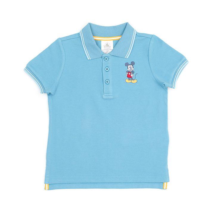 Disney Store - Micky Maus - Blaues Poloshirt für Babys & Kinder