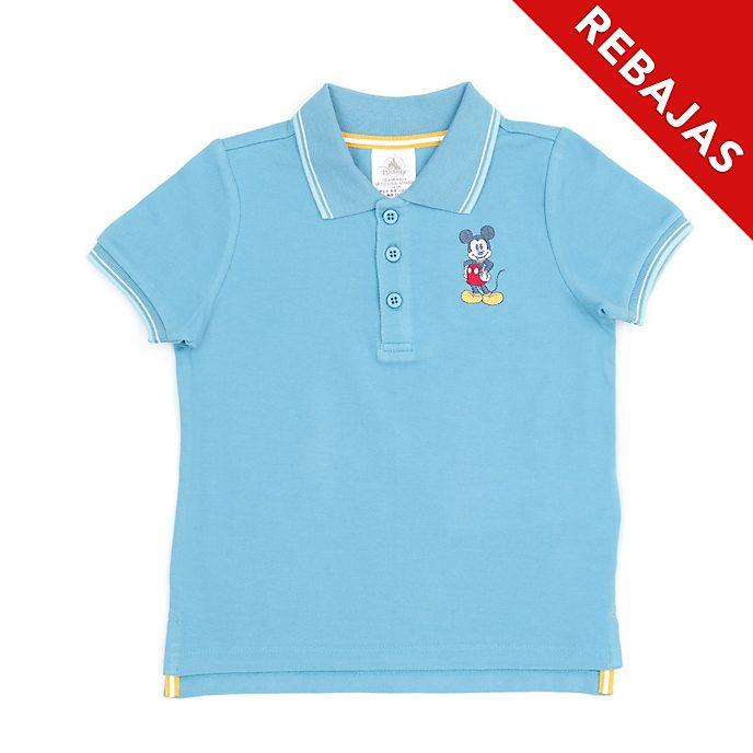 Polo Mickey Mouse azul infantil, Disney Store