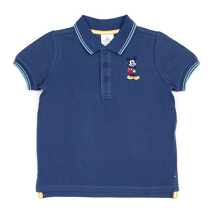 Polo Mickey Mouse azul marino infantil, Disney Store