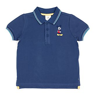 Polo bimbi e baby Topolino blu scuro Disney Store