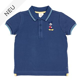 Disney Store - Micky Maus - Dunkelblaues Poloshirt für Babys & Kinder