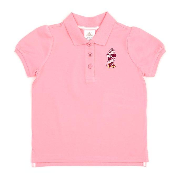Polo bimbi e baby Minni rosa Disney Store