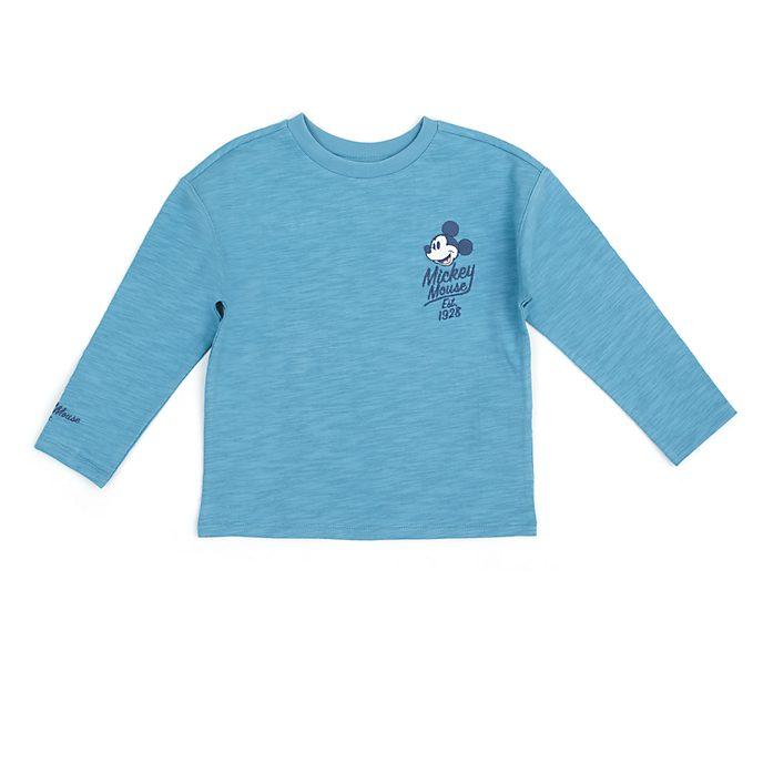 Disney Store - Micky und seine Freunde - Blaugrünes T-Shirt für Kleinkinder & Kinder