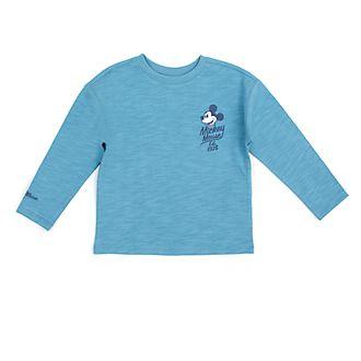 Camiseta infantil verde azulado Mickey y sus amigos, Disney Store