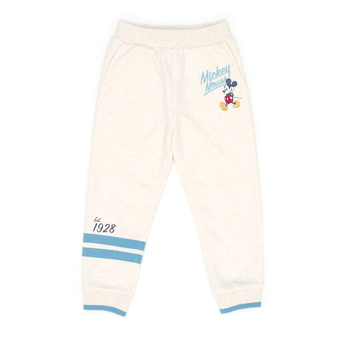 Disney Store Mickey Mouse Jogging Bottoms For Toddlers & Kids