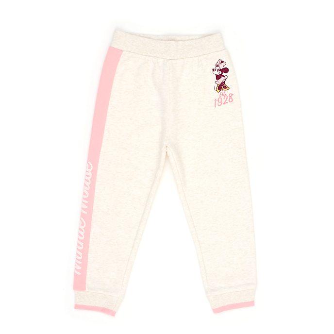 Pantalón chándal rosa Minnie Mouse para niñas, Disney Store