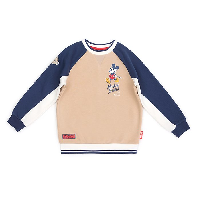 Sudadera Mickey Mouse gris infantil, Disney Store