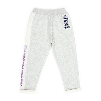 Disney Store Minnie Mouse Grey Jogging Bottoms For Toddlers & Kids