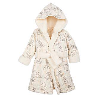 Disney Store Robe de chambre Bambi, Dumbo et Simba pour bébé