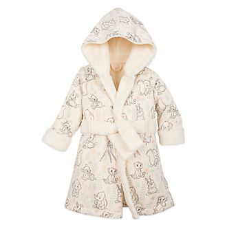 Disney Store Dumbo, Bambi and Simba Baby Dressing Gown