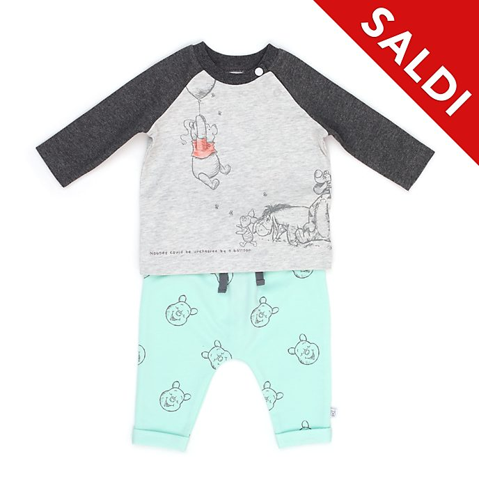 Completo maglia e pantaloni baby Winnie the Pooh e i suoi amici Disney Store
