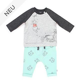 Disney Store - Winnie Puuh und Freunde - Set aus Langarm-Shirt und Hose für Babys