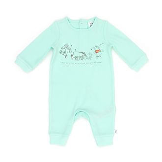 Disney Store Winnie the Pooh and Friends Baby Romper