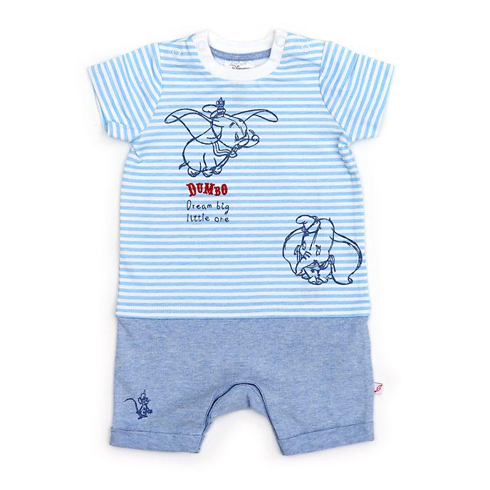 Disney Store Dumbo Baby Short Sleeve Romper