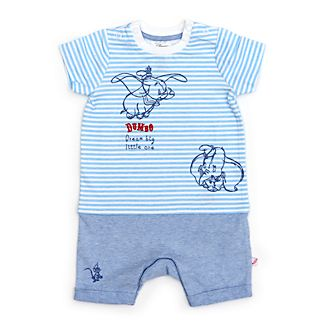 Tutina baby a maniche corte Dumbo Disney Store