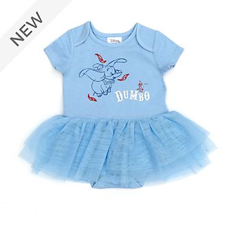 Disney Store Dumbo Baby Tutu Body Suit