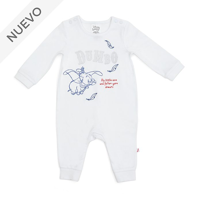 Mono manga larga Dumbo para bebé, Disney Store