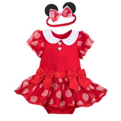 Disney Minnie Babies Girls Body
