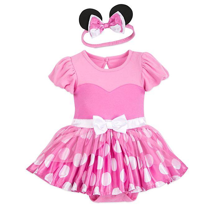 Tutina costume baby Minni rosa Disney Store