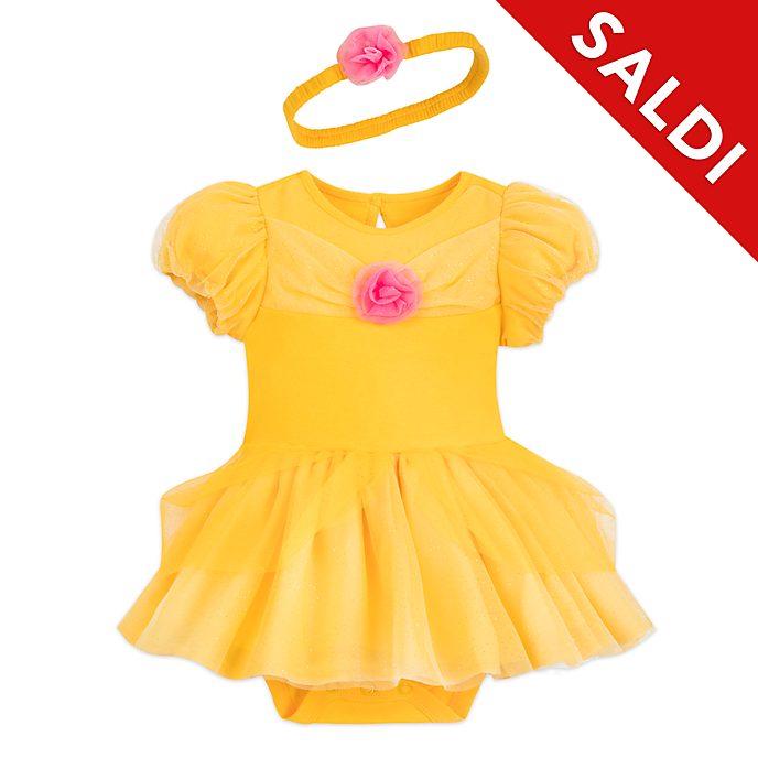 Tutina costume baby Belle Disney Store