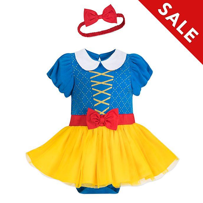 Disney Store - Schneewittchen Kostüm-Body und Haarband für Babys