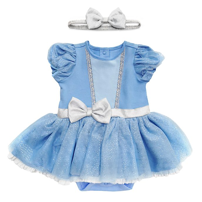 Disfraz tipo body Cenicienta para bebé, Disney Store