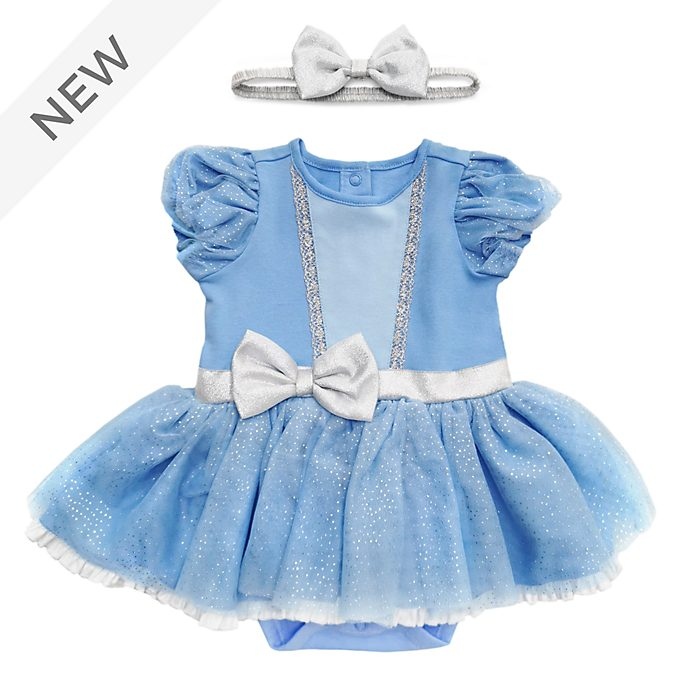 Disney Store Cinderella Baby Costume Body Suit