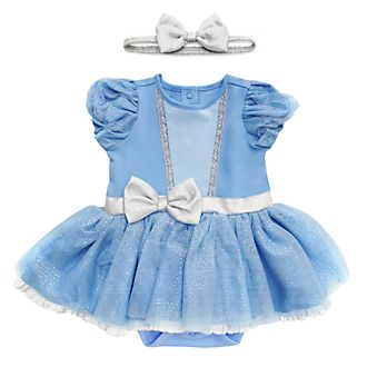 Disney Store Cinderella Baby Costume Body Suit