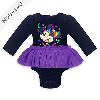 Disney Store Body tutu Minnie Halloween pour bébés