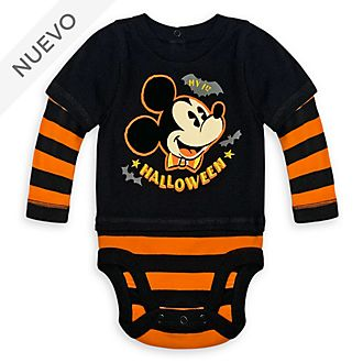 Pelele-disfraz Halloween Mickey Mouse para bebé, Disney Store