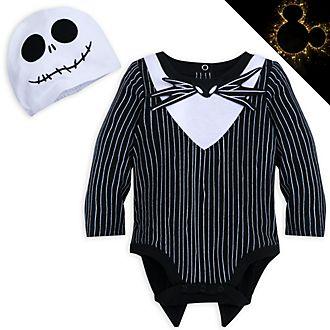 Tutina costume baby Jack Skeletron Disney Store