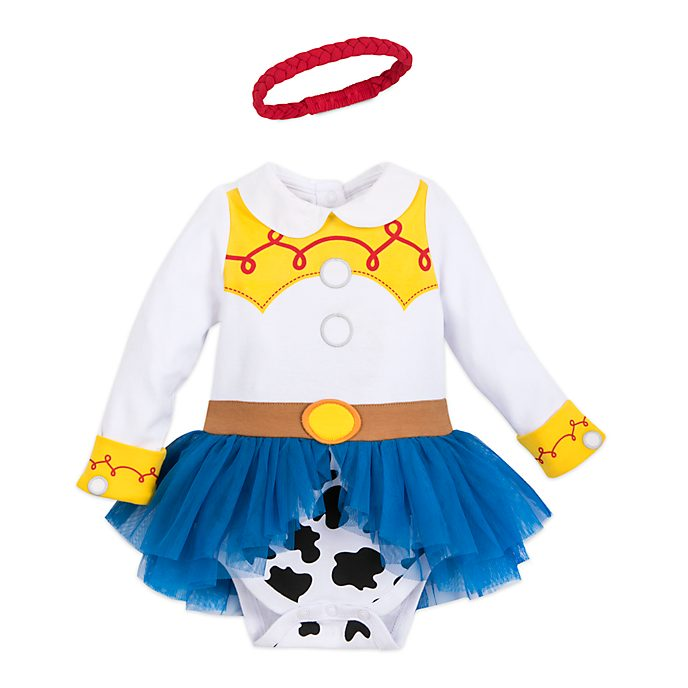 Disney Store - Jessie - Kostüm-Body und Haarband für Babys