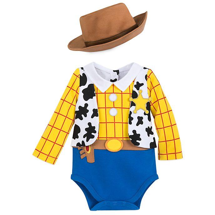 Disney Store Woody Baby Costume Body Suit