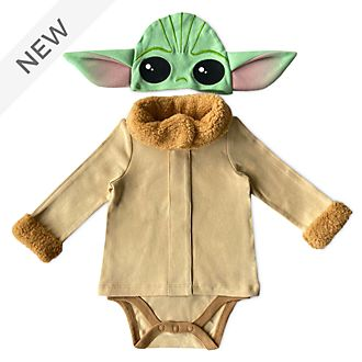 Disney Store The Child Baby Costume Body Suit, Star Wars: The Mandalorian