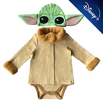 Disney Store Grogu Baby Costume Body Suit, Star Wars: The Mandalorian