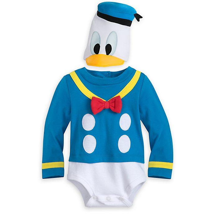Disney Store - Donald Duck - Kostüm-Body mit Mütze für Babys