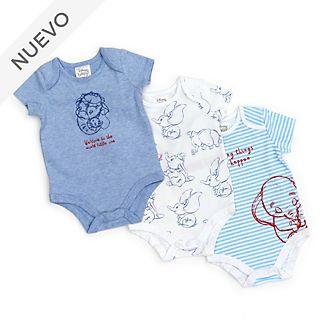 Bodis Dumbo para bebé, Disney Store (3u.)