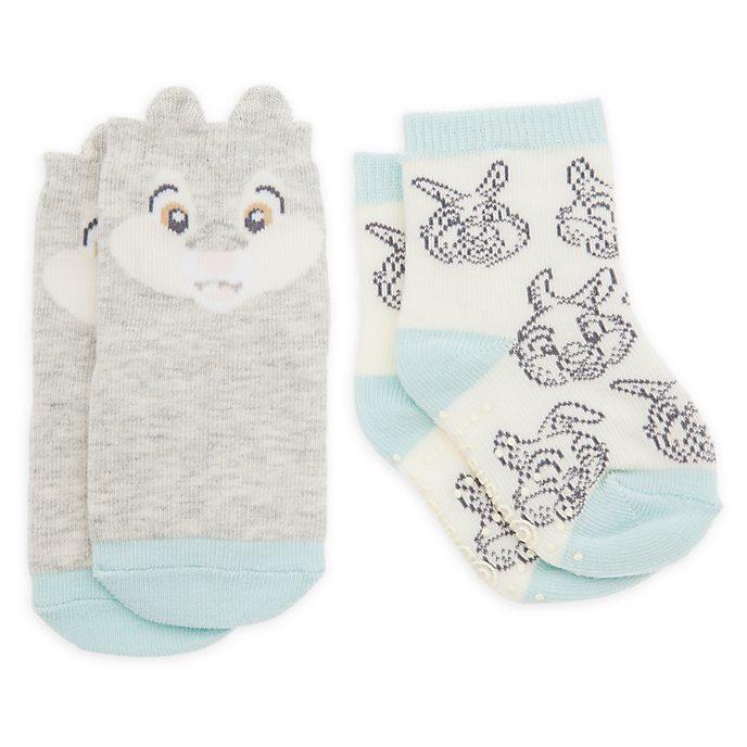 Disney Store Thumper Baby Socks, 2 Pairs