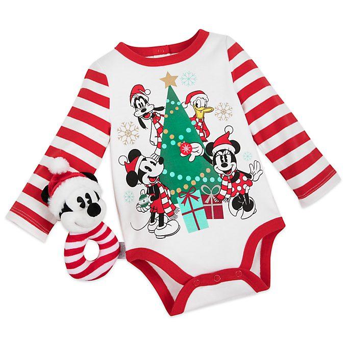 Disney Store - Holiday Cheer - Micky und seine Freunde - Baby Body