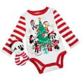 Body Mickey y sus amigos para bebé, Holiday Cheer, Disney Store